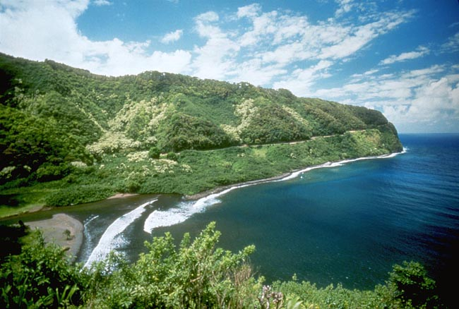 Maui, An Idyllic Tropical Road Trip