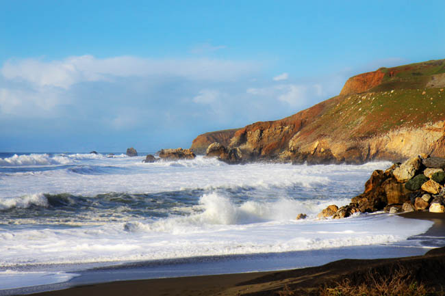 San Mateo County, California: A Road Trip for all Seasons