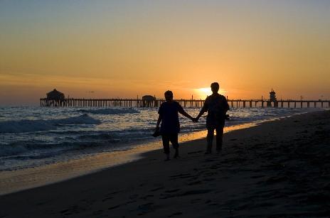 Two Romantic Sea Side Destinations