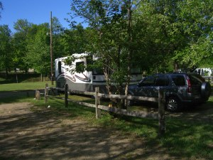RVing in New England