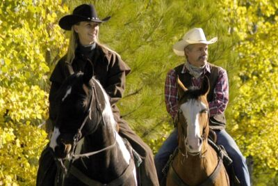 Visit a Guest Ranch on Valentine's Day or Anytime!