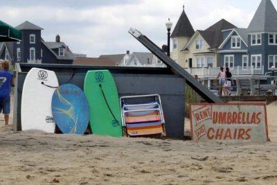 The Jersey Shore…Fer Shaur!