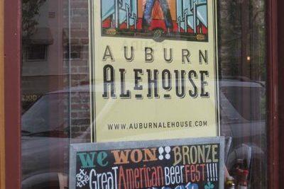 Auburn Alehouse Brewery and Restaurant in Auburn, California