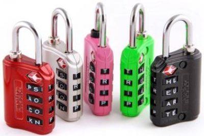 Travel Security with Wordlock Locks