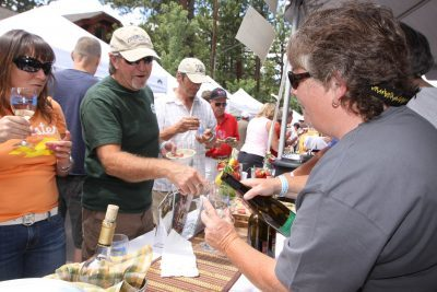 2nd Annual Sample The Sierra is September 4 in South Tahoe, California