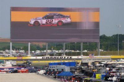 Rev Your Engines For NASCAR