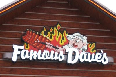 Famous Dave's BBQ, A Hungry Roadtripper's Gem