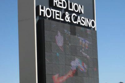 Red Lion Hotel & Casino, Elko, Nevada, A Perfect Road Stop