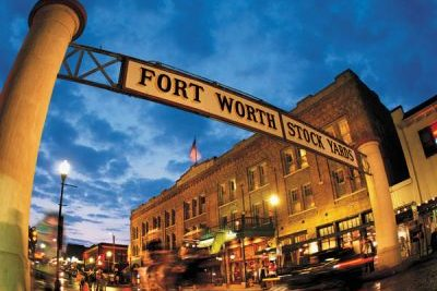 Historic Fort Worth Stockyards and February Rodeo