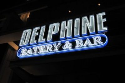 Review: Delphine Restaurant in the W Hollywood