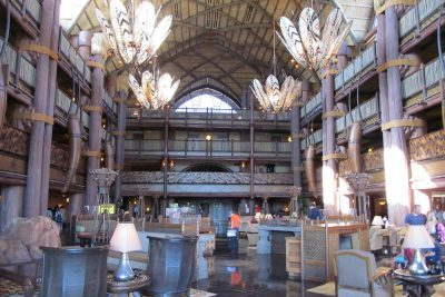 Animal Kingdom Lodge at Disney World, the Wilder Side of Lodging