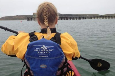 Half Moon Bay Kayak--- A Great Coastal Adventure