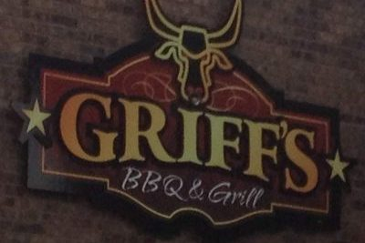 Griff's BBQ & Grill--- A Different Kind of Mine in the Gold Country