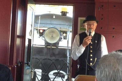 Virginia City and Carson City, Nevada, Your Holiday Train Adventure