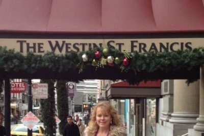 Westin St. Francis Hotel's Annual Holiday Tradition is Relived and Celebrated