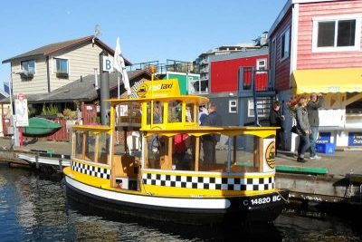 Water Taxi in Victoria