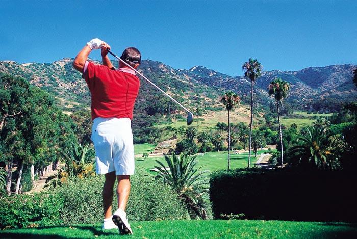 catalina golfer