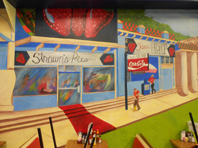 Strawn's Mural