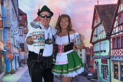 The 49th Annual Oktoberfest at Big Bear Lake